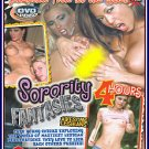 SORORITY FANTASIES -- 4 HR ADULT MOVIE