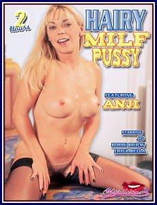 HAIRY MILF PUSSY -- 2 HR ADULT DVD