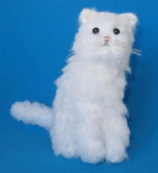 1 Crocheted Persian Cat Pattern