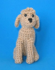 1 Crocheted Poodle Pattern