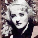 Bette_Davis2 Poster Art Print size 8x10