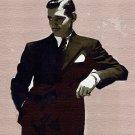Clark Gable Poster Art Print size 8x10