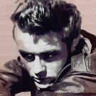 James_Dean Poster Art Print size 8x10