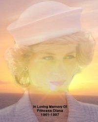 Princess Diana Poster Art Print size 8x10