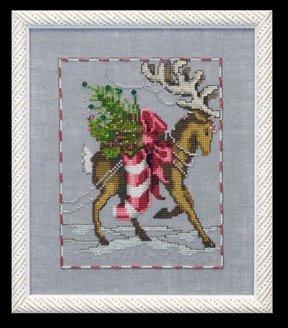Prancer - Christmas Eve Courier