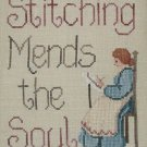 Stitching Mends the Soul - WM124