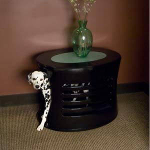 Zen Haus Dog House/ End Table - Small