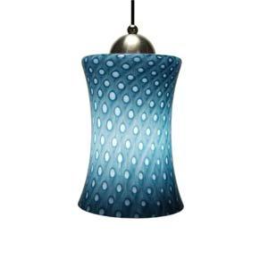 Pacific Hourglass Pendant Lamp