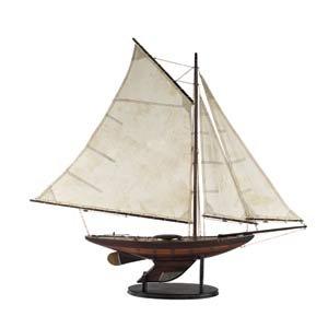 Ironsides Model Yacht