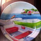 Giant Beach-Themed Salad Bowl