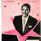 I Surrender Dear Perry Como Vintage Sheet Music 1932