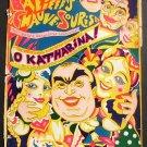O Katharina Vintage Sheet Music 1924 Wolfe Gilbert Richard Fall
