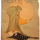 Missouri Waltz Hush A Bye Ma Baby Vintage Sheet Music 1940