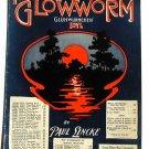 Glow-Worm Gluhwurmchen Vintage Sheet Music 1932 Paul Lincke