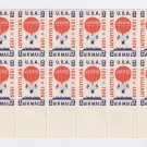 US Scott C54 Plate Block of 12 MNH VF LL26390 7c Balloon Jupiter