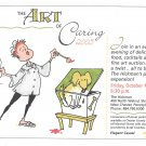West Chester PA Art of Caring Invitation Card Auction 2005 Benefit The Hickman