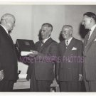 President Herbert Hoover 74th Birthday 1948 Stanford Library Photo 8X10