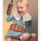 Victorian Trade Card Chanfraus Kit The Beats Judge Major Stage Play Arkansas Traveler