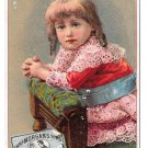 Victorian Trade Card Advertising Sapolio Soap Enoch Morgans Sons Hatch Lith Co