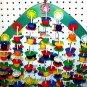 BEADARANG bird toy parrots cages perches amazons greys