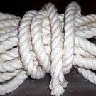 "5' 3/4"" Supreme Cotton rope bird toy part parrot craft"