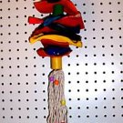 RAWHIDE MUNCHER bird toy 4 parrots cages perches macaws