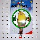 Acrylic Teil SWING bird toy parts parrots parkaeets cockatiel finch
