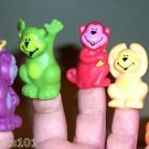 MONKEY Finger Puppets toys gifts prizes kids games FUN