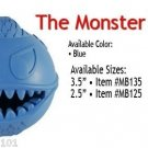 Jolly Pets Monster treat ball toy puppies chew play FUN
