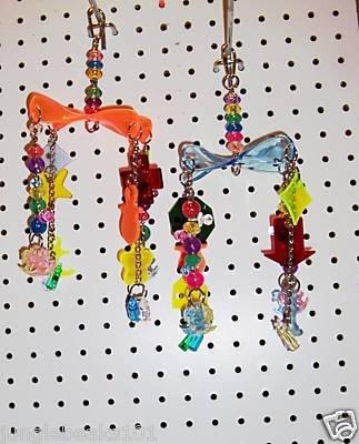 BIRDIE MOBILE bird toys parts parrots cages perches