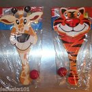 ZOO PADDLE BALL toys 4 kids party favors prizes games