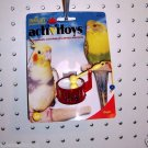 Drum bird toy parts parrots parkaeets cockatiel finch