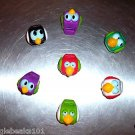 6 SILLY Bird Whistles toys gifts prizes kids games favors