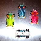 SPEED RACING Friction Cars toys 4 gifts prizes kids