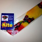 TYE DYE KITE kids toys fly prizes gifts play outside