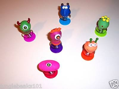 MONSTER POP UPS toys 4 prizes gifts kids games