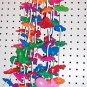AQUATIC ADVENTURE bird toy parts 4 parrots cages perch