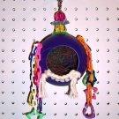 JUNGALOW MINI Swing/nest bird toy parts parrots finch