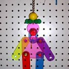 ACRYLIC DUDE bird toy parts parrots cages perches