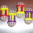 2 Lattice Cages bird toy parts parrots cages crafts