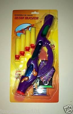 FOAM BLASTER toys gifts prizes kids games parties FUN!