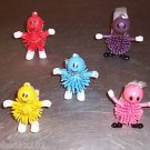 5 PARACHUTE PALS toys gifts prizes kids games loot bags
