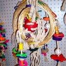ORB CHOMPER bird toy parts parrots cages perches amazon