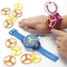 1 Flying Disk Wrist Band toys gift prize kids loot bag game stocking stuffer