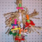 GONE NUTZ bird toy parts parrots amazons grays eclectus