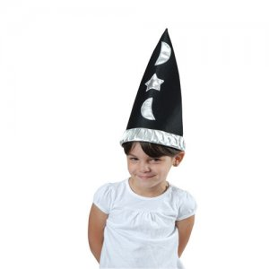 WIZZARD HAT toys gifts prizes costume magic dress up