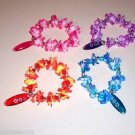 2 SILK LEI & BEADED Bracelets toys gifts prizes kids loot