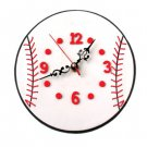 BASEBALL CLOCK toys gifts prizes kids loot bags bedroom
