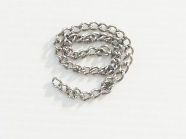 1' 1.6mm STAINLESS STEEL Chain bird toy parts parrots