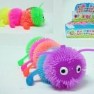 CATERPILLAR PUFFET BALL toys gifts prizes kids novelty